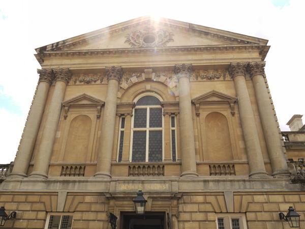 英國巴斯(二)古羅馬浴池 4