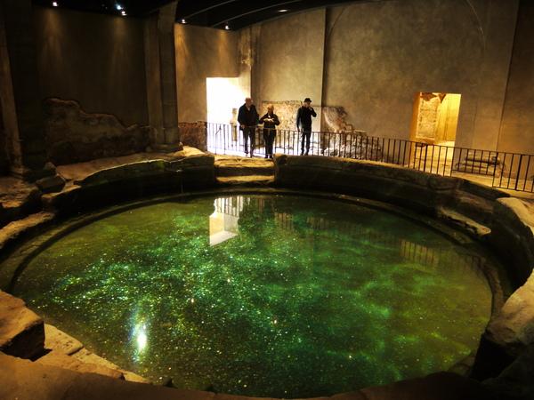英國巴斯(二)古羅馬浴池 8