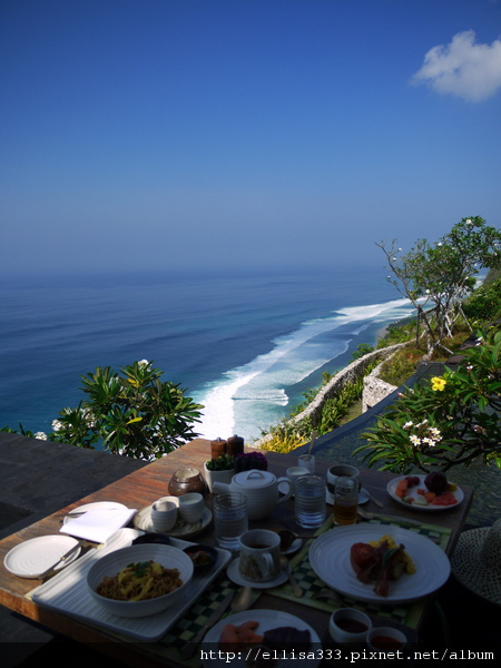 Bali 最美麗的海景-巴里島寶格麗 BVLGARI _1