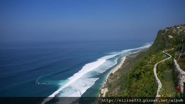 Bali 最美麗的海景-巴里島寶格麗 BVLGARI _3