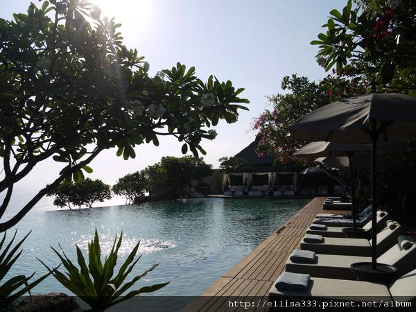 巴里島寶格麗 BVLGARI VILLA_泳池篇