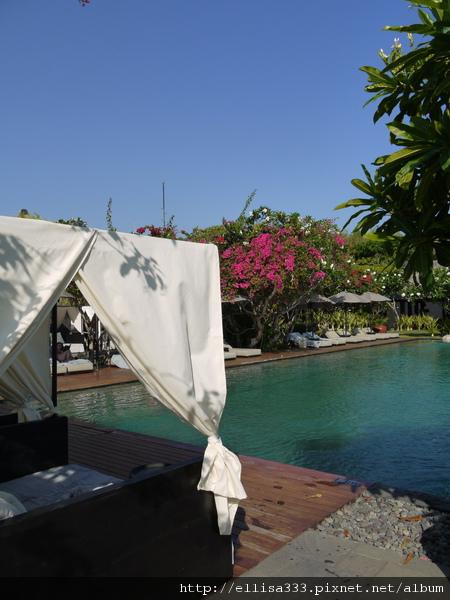 巴里島寶格麗 BVLGARI VILLA_泳池篇6