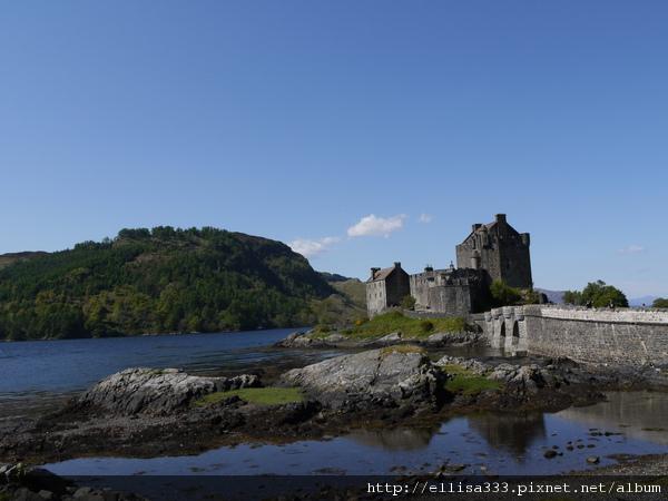 蘇格蘭高地城堡