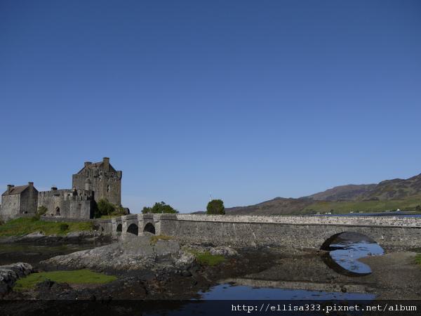 蘇格蘭高地城堡1