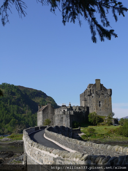 蘇格蘭高地城堡5