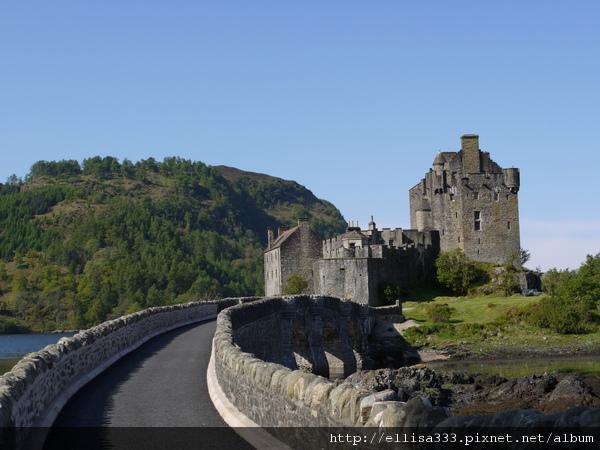 蘇格蘭高地城堡6