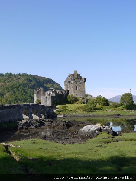 蘇格蘭高地城堡8