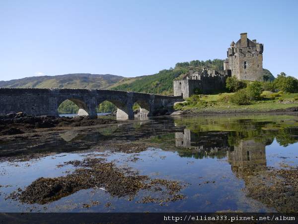 蘇格蘭高地城堡16