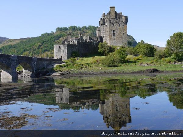 蘇格蘭高地城堡17