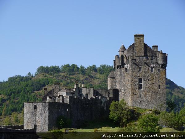蘇格蘭高地城堡19