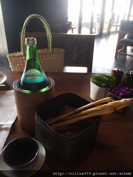 Bali 巴里島寶格麗 BVLGARI Villa 午餐1