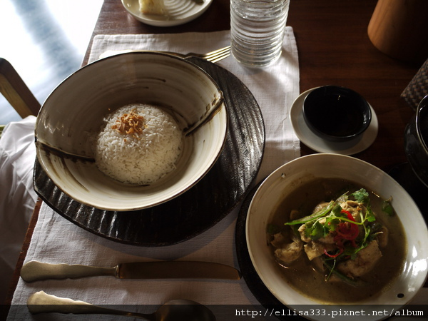Bali 巴里島寶格麗 BVLGARI Villa 午餐11