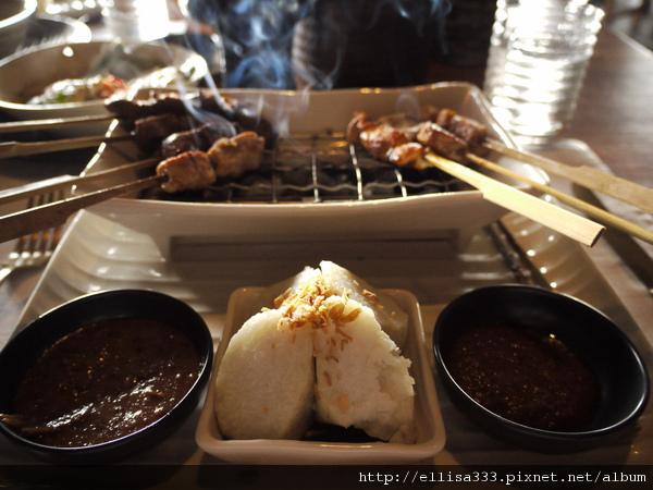 Bali 巴里島寶格麗 BVLGARI Villa 午餐14