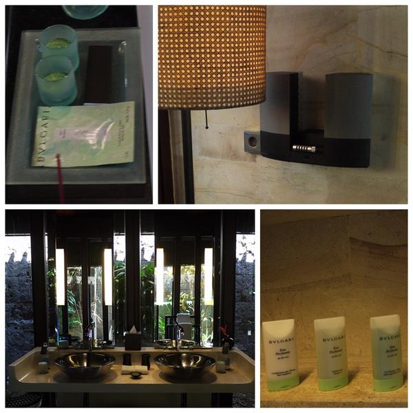 Bali 巴里島寶格麗 BVLGARI 浴室