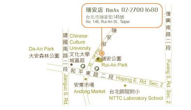 樂子漢堡地圖1