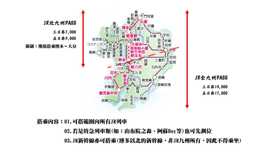 日本JR九州拷貝