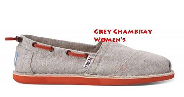 Grey Chambray Women's Biminis..jpg