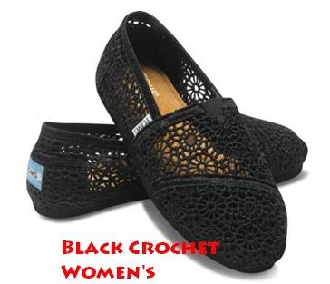 Black Crochet Women's Classics..jpg