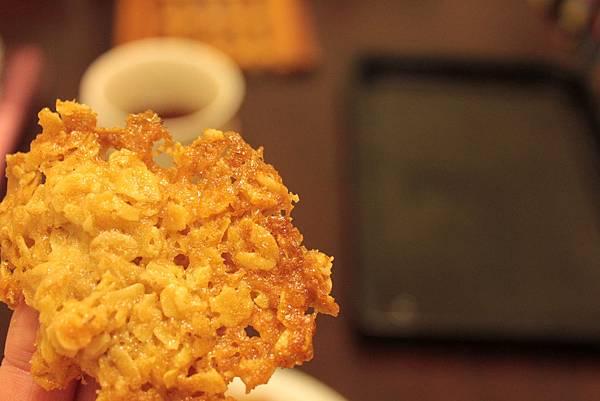 蜂蜜麥片蕾絲餅乾.JPG
