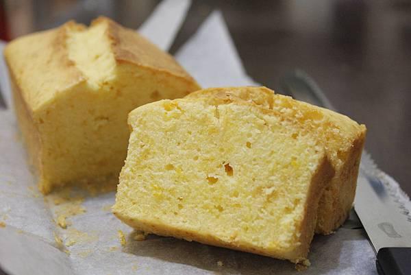 柳橙磅蛋糕