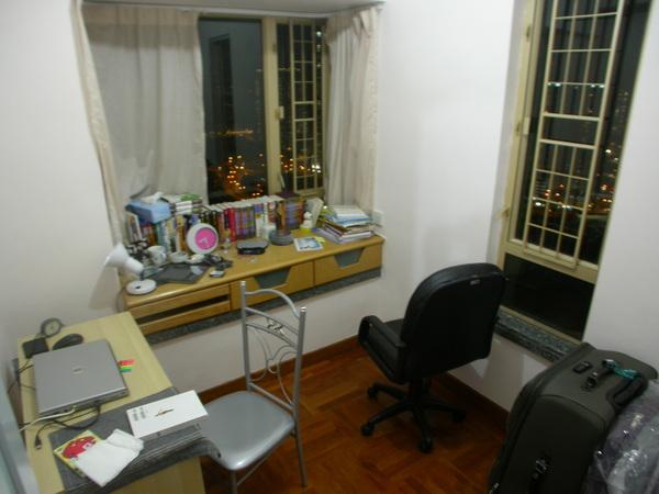小房間,Alex的工作室