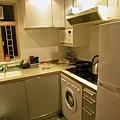 廚房,挺小巧可愛