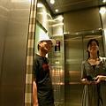 電梯裡亂拍