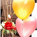 桌花及氣球