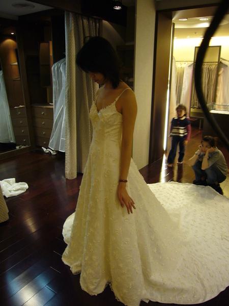 結婚1-儀式+進場白紗