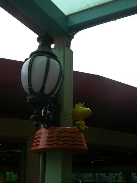 燈座也都經過設計