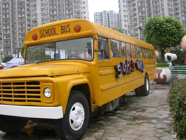 snoopy巴士