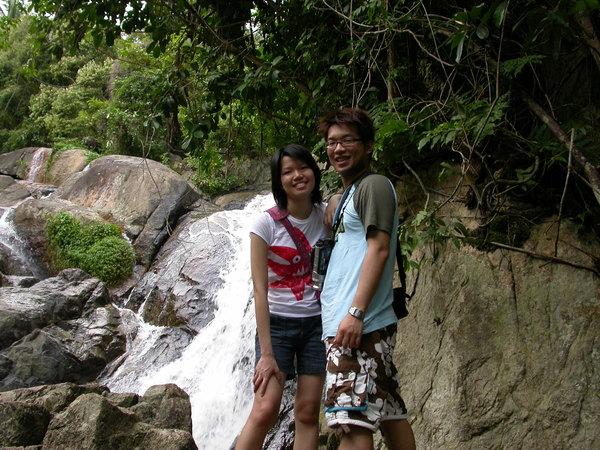 Waterfall~