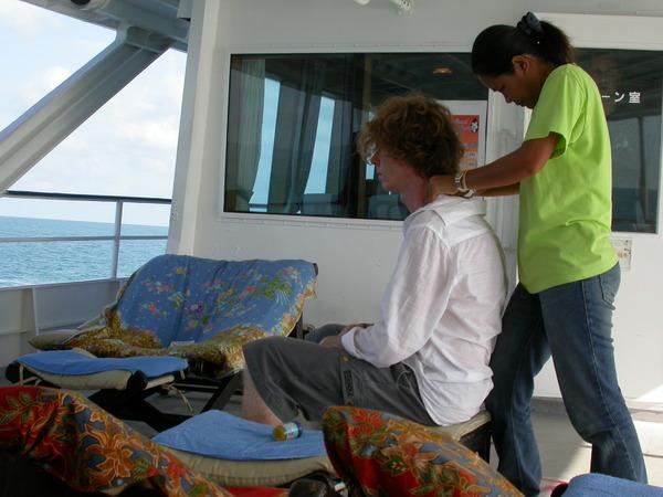 Tai Massage everywhere