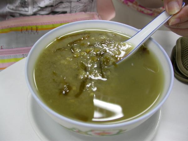 海帶香草綠豆