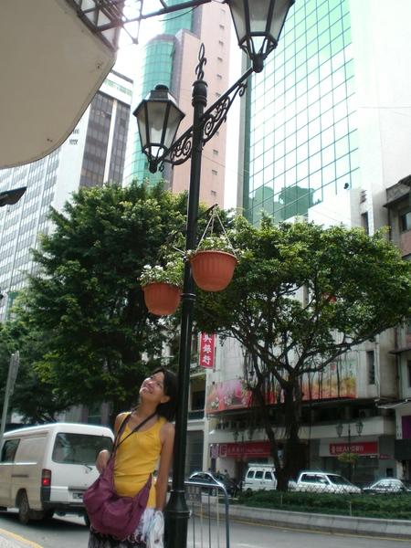 我的夢想1-漫步在澳門街頭
