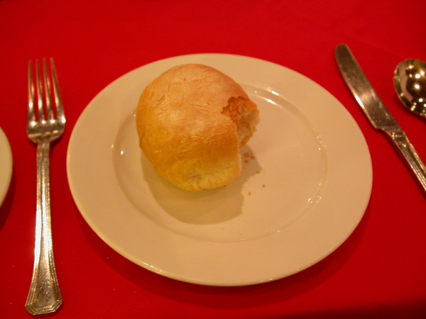 餐前麵包是我最愛的豬扒外包