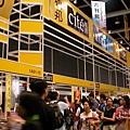 香港書展2007,維持一貫簡單佈置的城邦