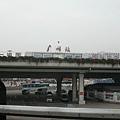 遠望廣州火車站,我被人潮嚇到了...