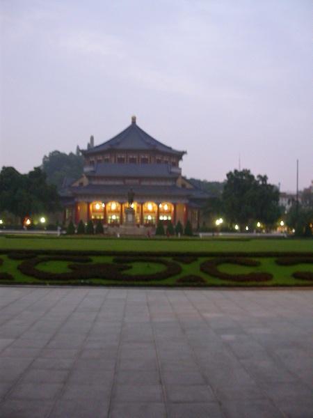 中山紀念堂主要建築物