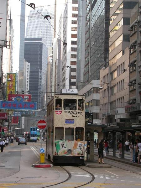 香港電車(叮叮車)