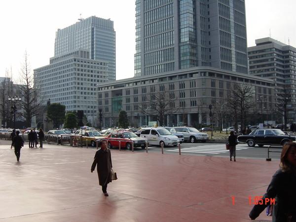 東京車站周邊的辦公大樓