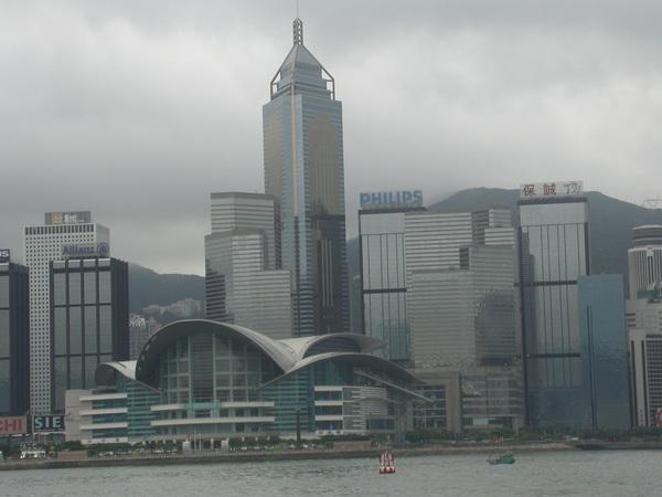 香港會議展覽中心☆灣仔