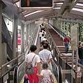 半山電扶梯☆中環