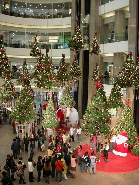 06年聖誕夜☆銅鑼灣