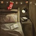 床頭燈Christmas版☆Alex