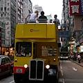 古董雙層巴士