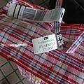 別小看這紅白袋,它可是Business Class 的 Priority Baggage:P