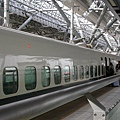 台中烏日站月台