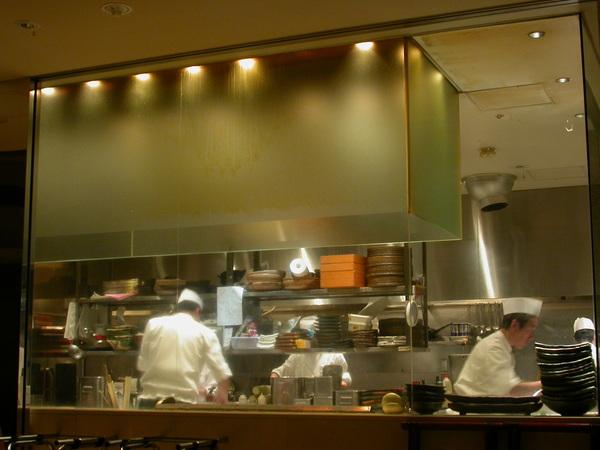 汐留「饗」餐廳