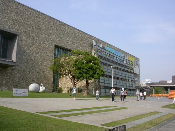 台中市國立美術館主建築